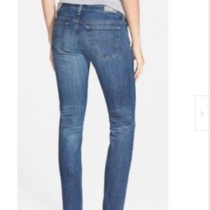 Adriano Goldschmidt Jeans The Stilt Cigarette Leg